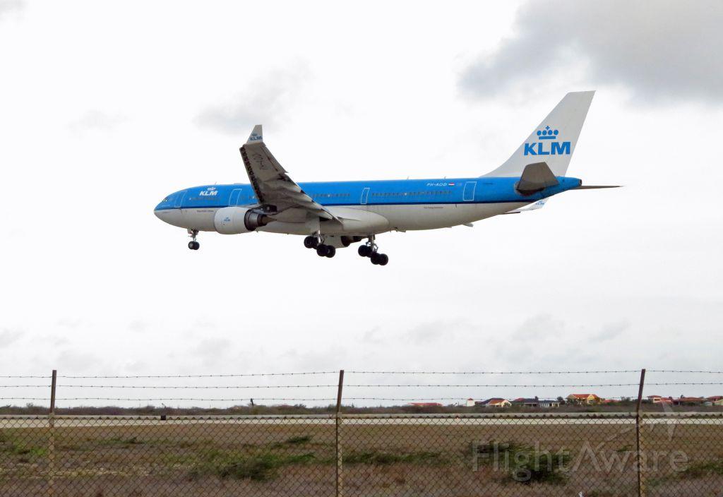 Airbus A330-200 (PH-AOD)