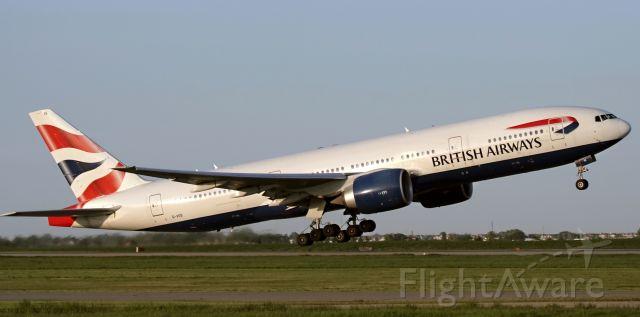 Boeing 777-200 (G-VIIS)