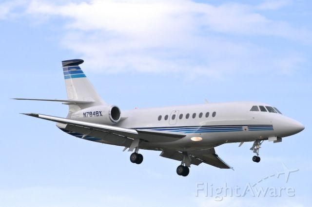 Dassault Falcon 2000 (N784BX)