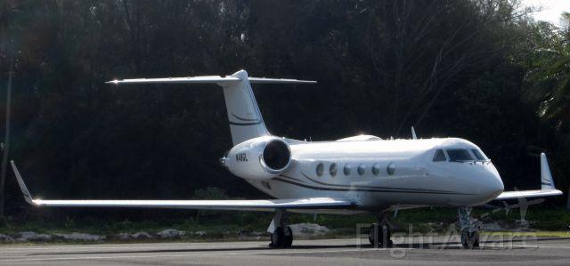 Gulfstream Aerospace Gulfstream IV (N48GL) - NTTB / BOB Bora Bora