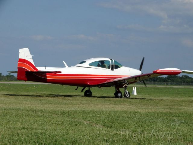 North American Navion (N4969K)