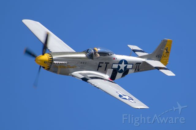 North American P-51 Mustang (N251CS) - 2018 Wings Over Dallas WWII Airshow