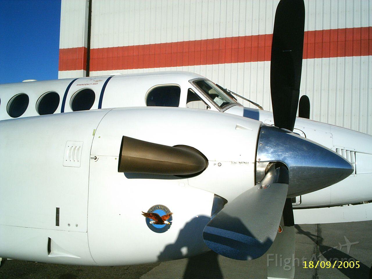 Beechcraft Super King Air 200 (BXH353)