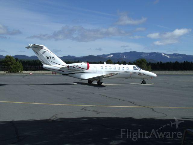 Cessna Citation CJ3 (N71F) - CJ3