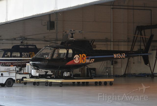 N13JZ — - Seen at KMTN on 8/15/2009.