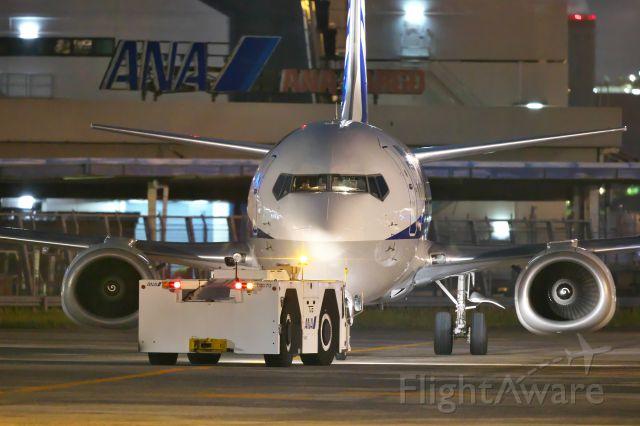 Boeing 737-500 (JA305K)