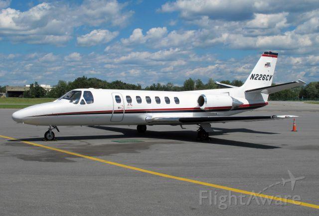 Cessna Citation V (N226CV)