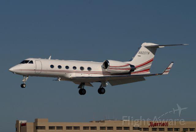 Gulfstream Aerospace Gulfstream IV (N820TM)