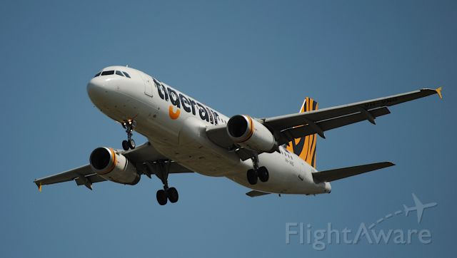 Airbus A320 (VH-VNG)