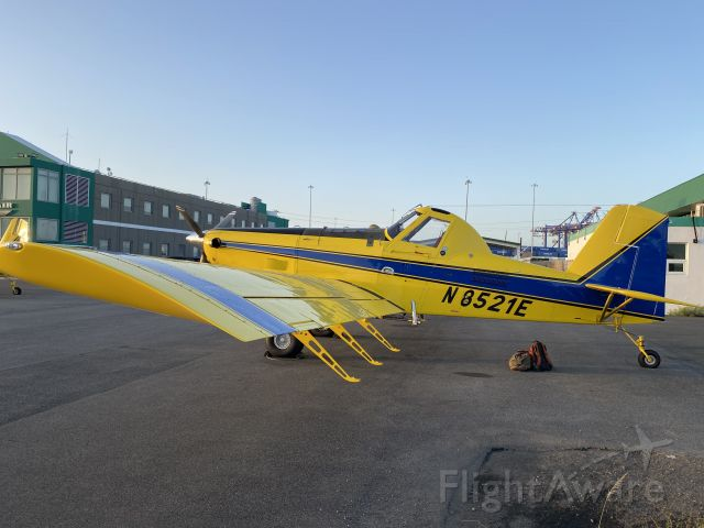 AIR TRACTOR AT-402 (N8521E) - Delivery flight to Brazil