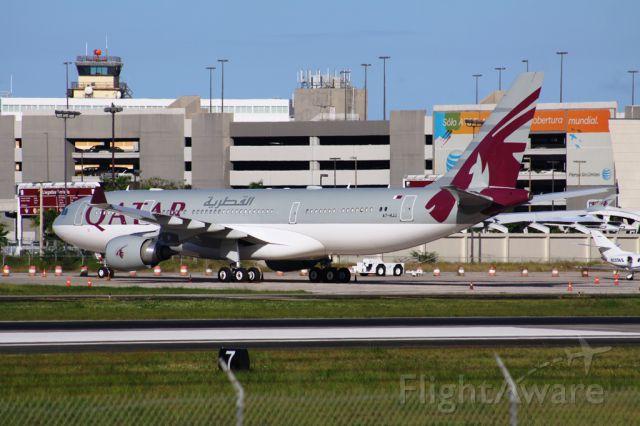 Airbus A330-200 (A7-HJJ)