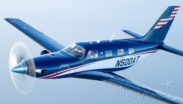 Piper Malibu Mirage (N500AT) - Making the Skies Great Again!