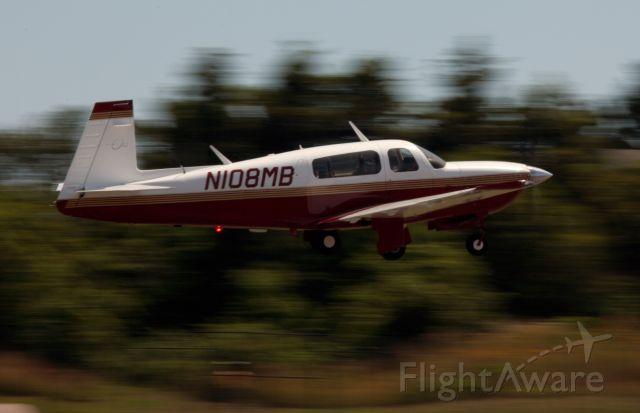 Mooney M-20 (N108MB) - Speed!