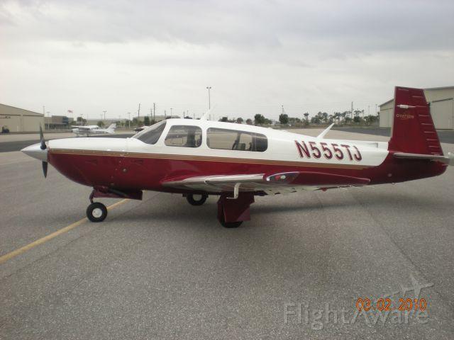 Mooney M-20 (N555TJ)