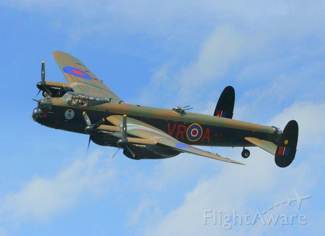 Avro 683 Lancaster (C-GVRA)