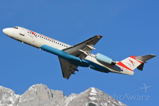 Fokker 100 (OE-LVE)