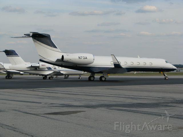 Gulfstream Aerospace Gulfstream V (N73M) - GULFSTREAM AEROSPACE GV-SP
