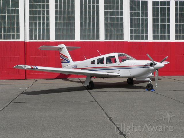 Piper Cherokee (C-GPSE) - Turbo Arrow IV at Abbotsford ready to.