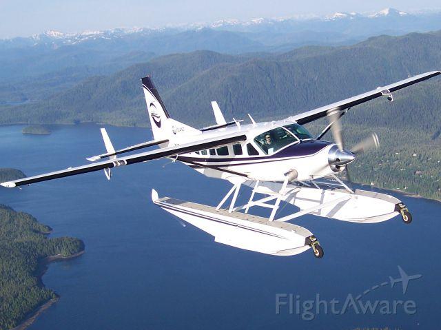 Cessna Caravan (N32009) - Honeywell 850 hp conversion