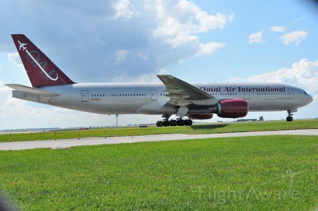 Boeing 777-200 (N819AX) - 09-17-21