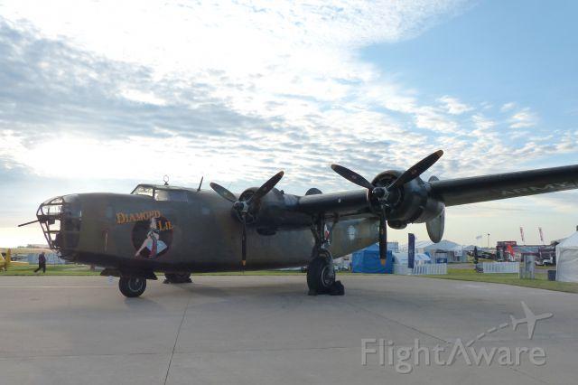 — — - B-24