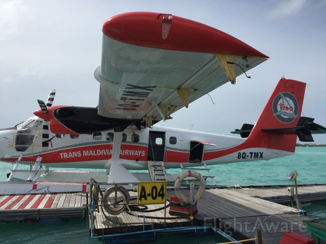 De Havilland Canada Twin Otter (8Q-TMX)