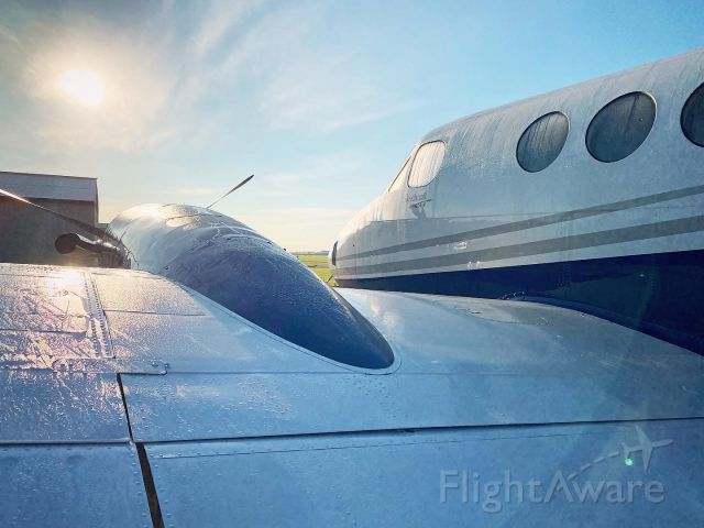 Beechcraft Super King Air 200 (N459MA)