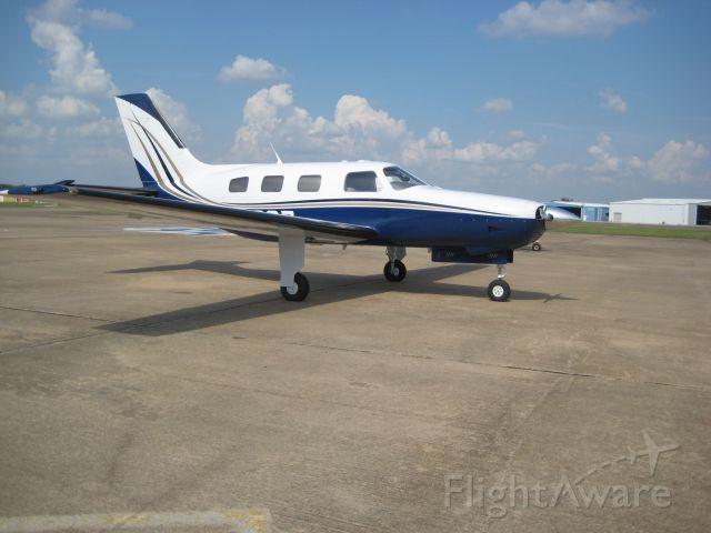 Piper Malibu Mirage (N4366Z)