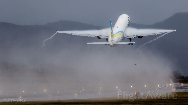 BOEING 767-300 (JA98AD) - Hokkaido International Airlines<br />Boeing 767-33A/ER<br />Nov.15.2015 Hakodate Airport [HKD/RJCH] JAPAN