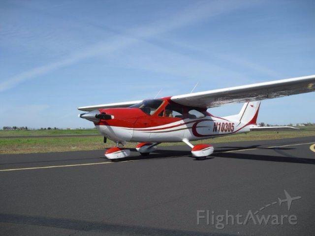 Cessna Cardinal (N10305)