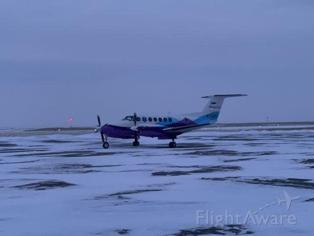 Beechcraft Super King Air 200 (N793DC)