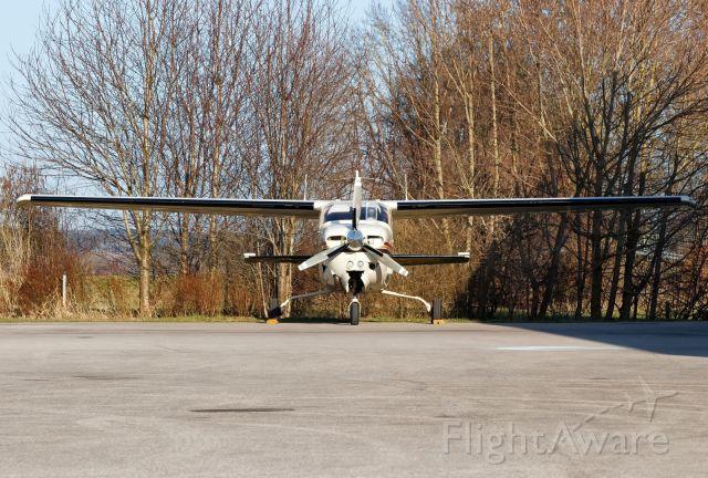 Cessna P210 Pressurized Centurion (N50RH)