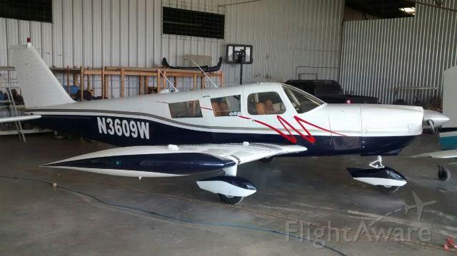 Piper Saratoga (N3609W)