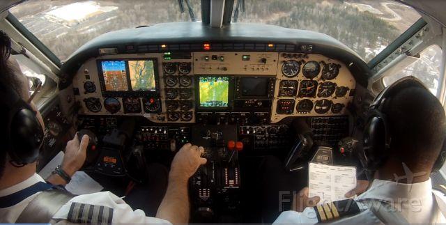 Beechcraft King Air 100 (N6045S)