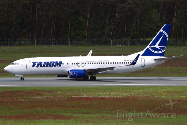 Boeing 737-800 (YR-BGL)