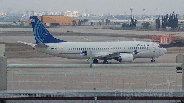 Boeing 737-700 (4X-AOO)