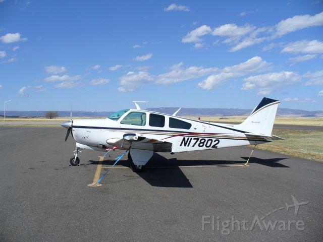 Beechcraft Bonanza (33) (N17802)