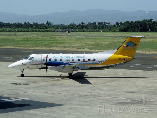 Embraer EMB-120 Brasilia (VQ-TBC)