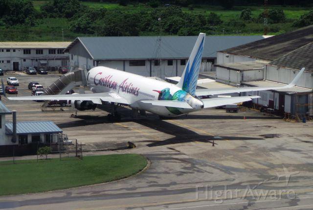 BOEING 767-200 —