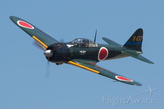 Mitsubishi A6M Zero (N712Z)