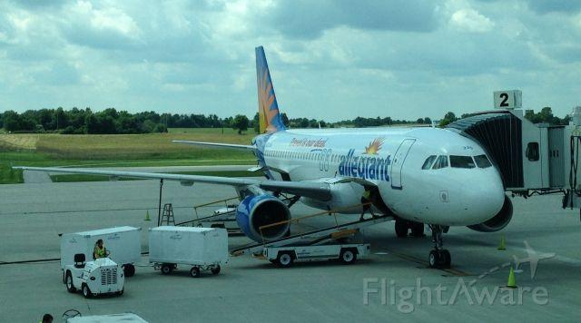Airbus A319 (N220NV)