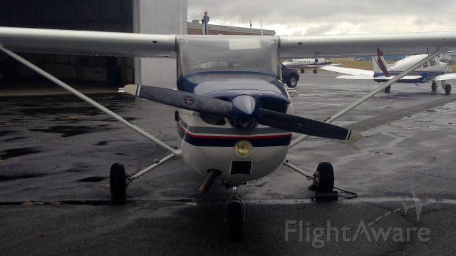 Cessna Skyhawk (N9835G) - 1972 Cessna 172L