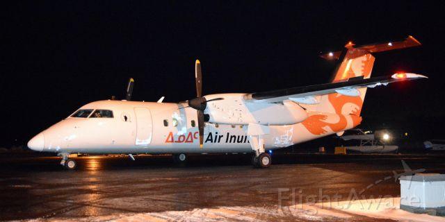 de Havilland Dash 8-100 (C-FDAO)