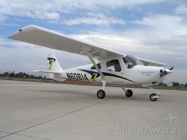 Cessna Skycatcher (N60814)
