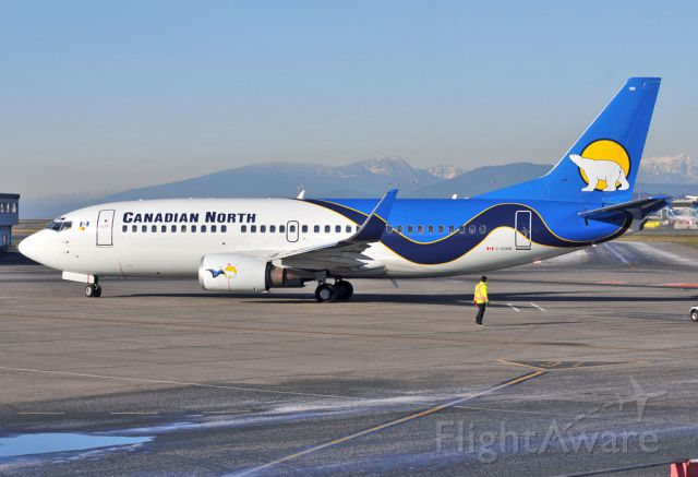 BOEING 737-300 (C-GCNW)