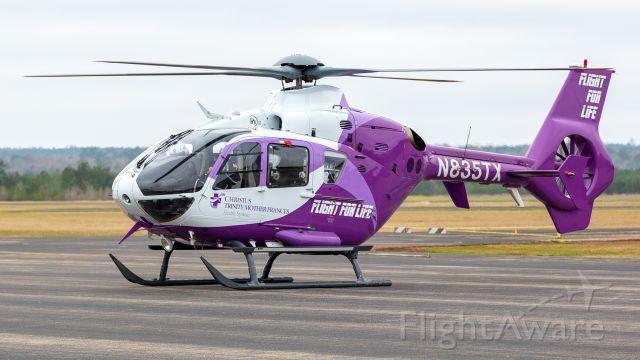 Eurocopter EC-635 (N835TX)