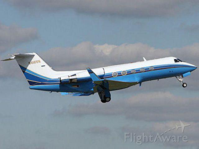 Gulfstream Aerospace Gulfstream 3 (N416WM)