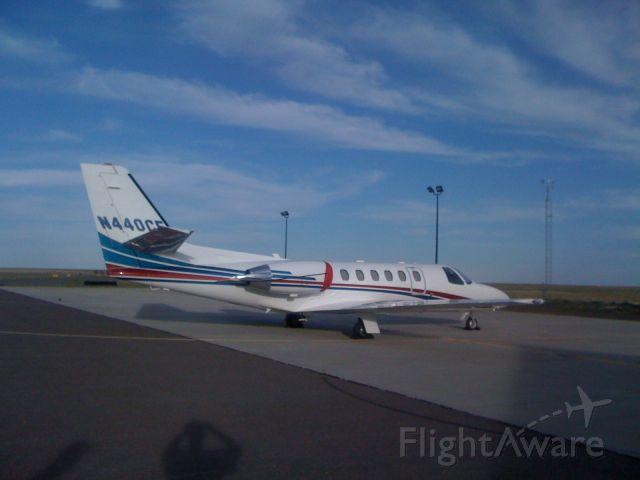 Cessna Citation II (N440CE)