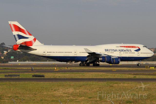 Boeing 747-400 (G-BNLF)