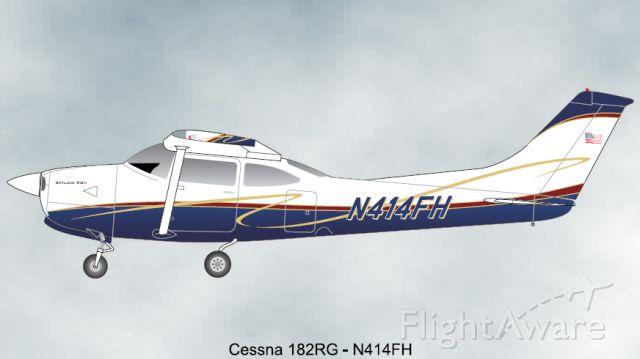 Cessna Skylane (N414FH)